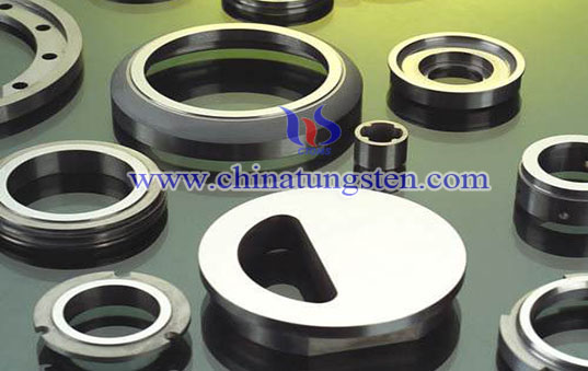 Tungsten Carbide Combined Seals Ring picture
